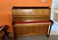 Pianino PETROF Rezervace
