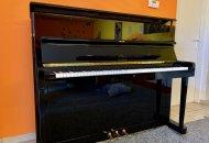 Pianino PETROF černý vysoký lesk