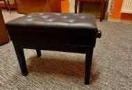 Stavitelná klavírová židle