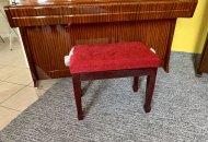Nová klavírová židle, Prodáno